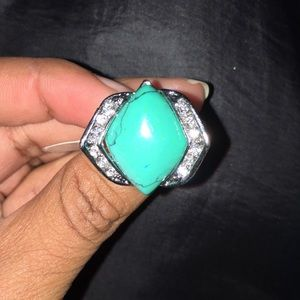 Jewelry - Beautiful Turquoise Stone Ring